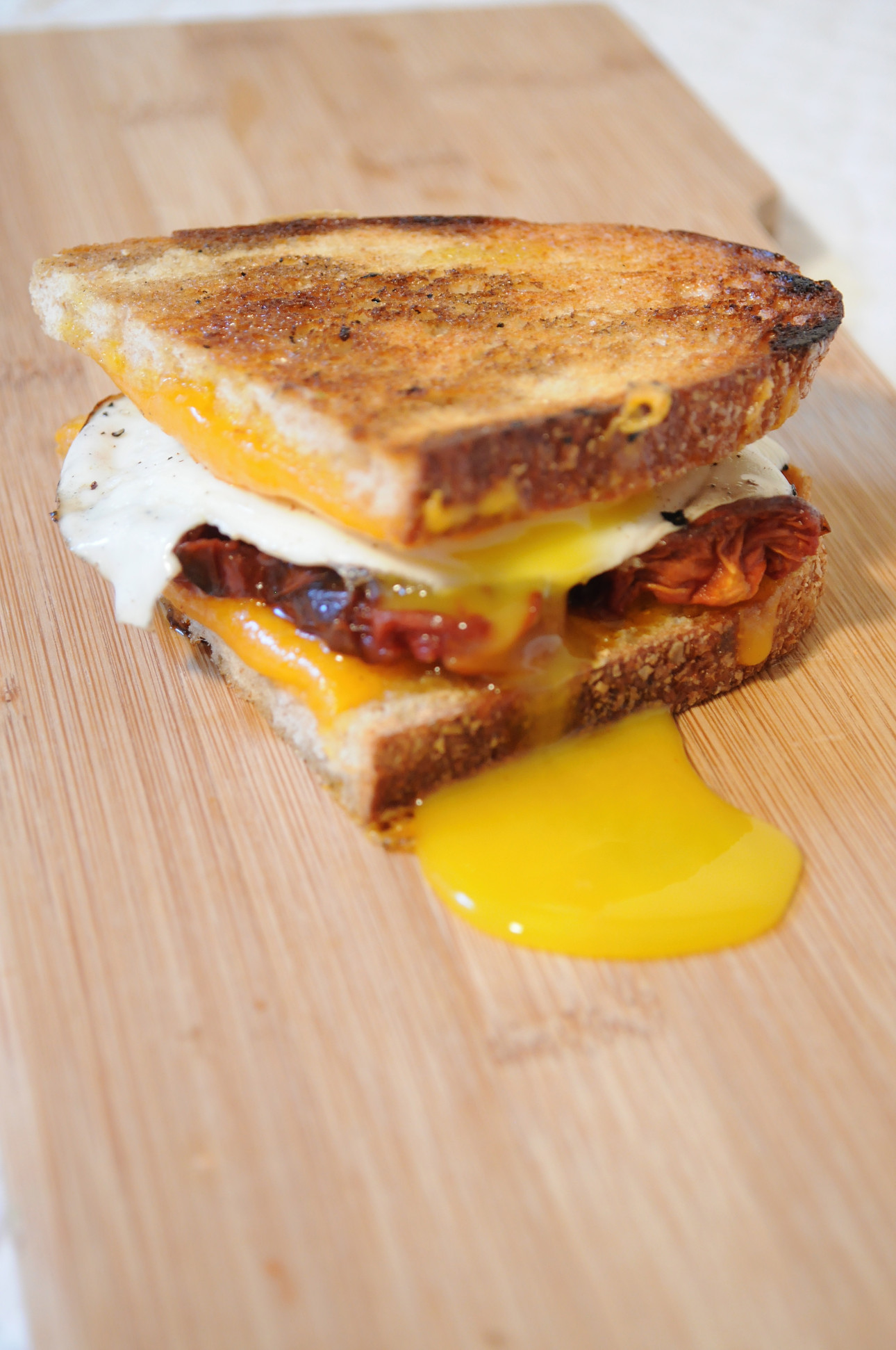 Chic Grilled Cheese