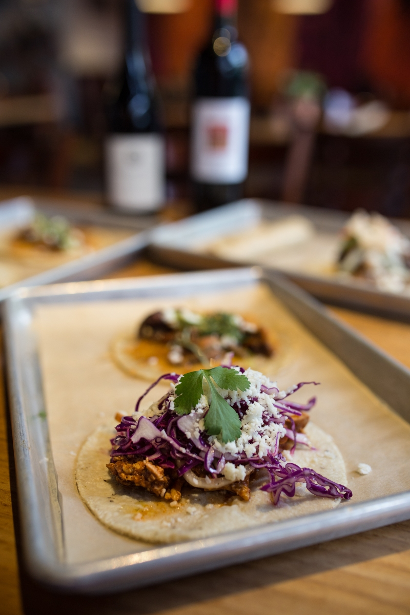 Perfect pairings: Wine + Tacos