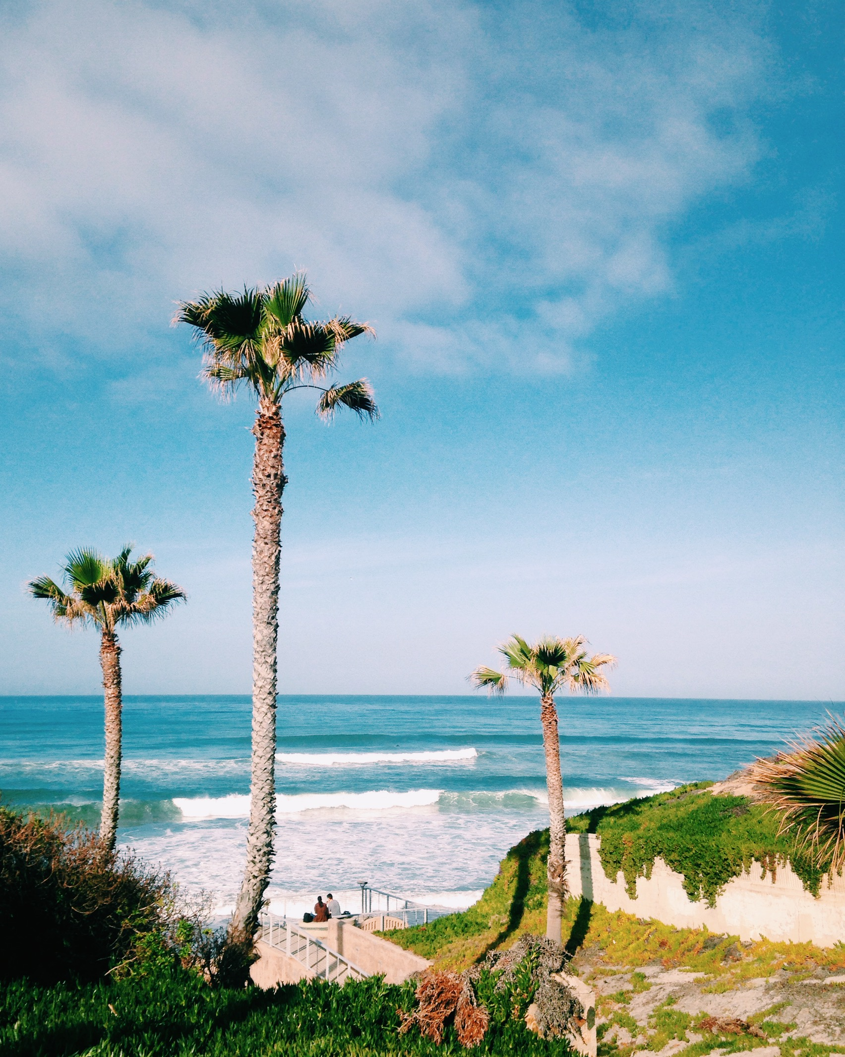 Fletcher Cove in Solana Beach, California